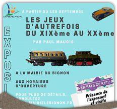 """Exposition """"Les jeux d'autrefois du XIXe au XXe"""""""