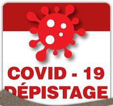 Un centre de dépistage COVID 19 au Bignon