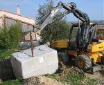 Installation d'assainissement autonome ou individuel