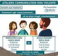 Ateliers sur la communication non violente