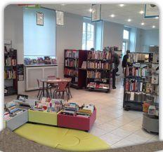Modification temporaire des horaires de la Bibliothèque Municipale