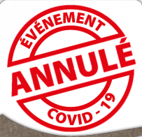 Manifestations annulées pour le mois de novembre