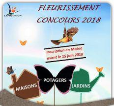 Concours des Maisons Fleuries, des Jardins Fleuris et des Potagers