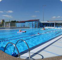 La piscine de plein air de Montbert Aqua 9