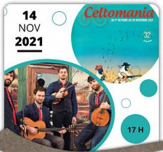 Celtomania au Bignon le 14 novembre