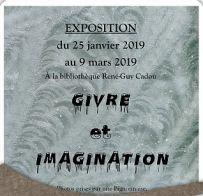 """Exposition """"Givre et Imagination"""""""