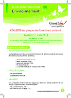Flash envrionnement ccgl mai 2013